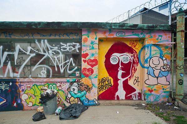 Miscellaneous Graffiti & Street Art