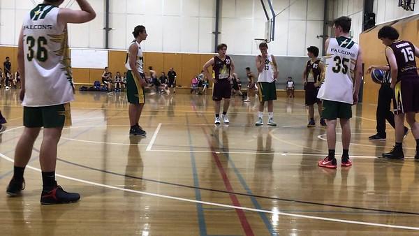 liam Basketball #40