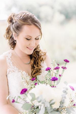 Lauren and Tyler's Backyard Wedding