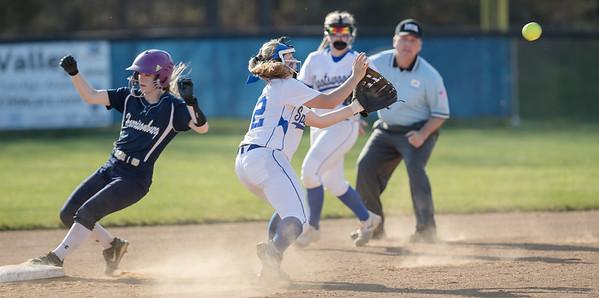 2018 Spotswood Varsity Softball vs Harrisonburg