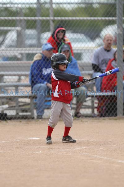 Bombers Baseball #2 05/09/10