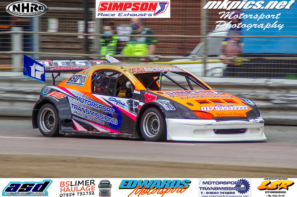 2021 World Series England round 3 - Martin Kingston