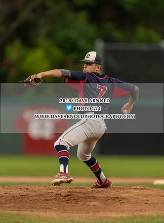 6/18/2018 - Varsity Baseball - Franklin vs Central Catholic