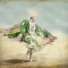 Seminole Tribal Dancer Woman