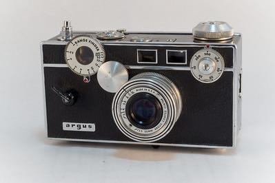 Argus C3, 1940