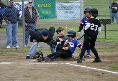 South Whidbey Little League Baseball