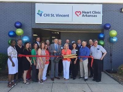 Heart Institute Monticello Clinic Grand Opening (June 2018)