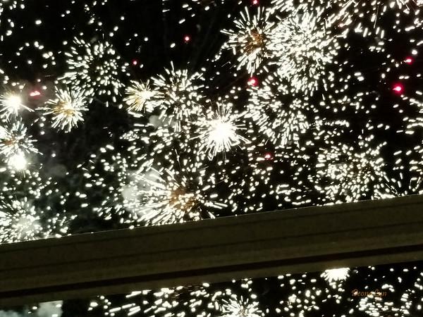 IFESTIA - Volcanic Santorini Fireworks Show