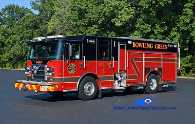 Bowling Green Station 5
