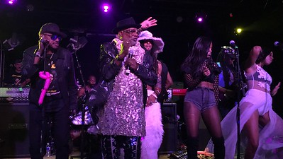 Day with George Clinton