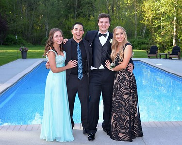 PROM 2015 - KENZIE AND MITCHELL'S PROM