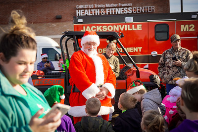 Jacksonville Jingle Jog 2019