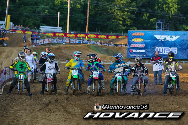 Budds Creek Pro Nationals Pit Bike Race 6-26-2015