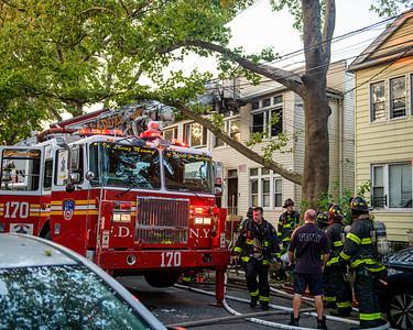 Brooklyn, NY (NYC) 2nd Alarm - 731 Alabama Ave - 7/5/21