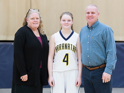 Academy Basketball Parents' Night 2018