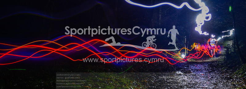 Petzl Night Trail Wales