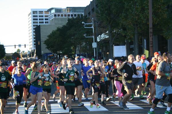 Marine Corps Marathon - Photos by Martin Kiebert