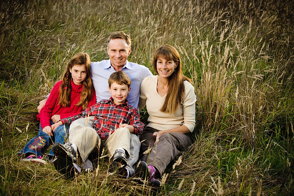 Lynn + Eddy = Haley > Travis (Family Photography, Henry Cowell, Felton, California)