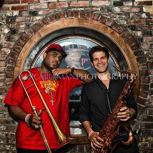 Glen David Andrews @ Brooklyn Bowl (Wed 7/23/14)