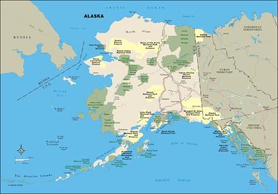 Alaska Urlaub