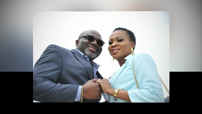Odun & Ayo 35Yrs  of friendship