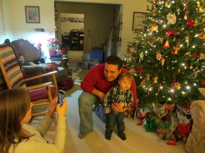 2013-12-24 Christmas at home
