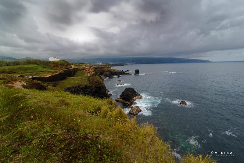 Fenais da Luz – Miradouro e Buraco de S. Pedro, S. Miguel, Açores