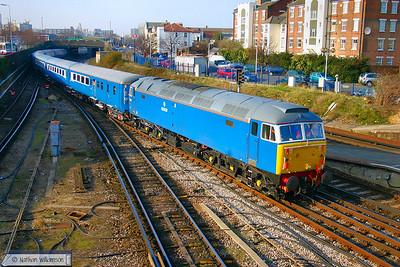 2006 - Railtours