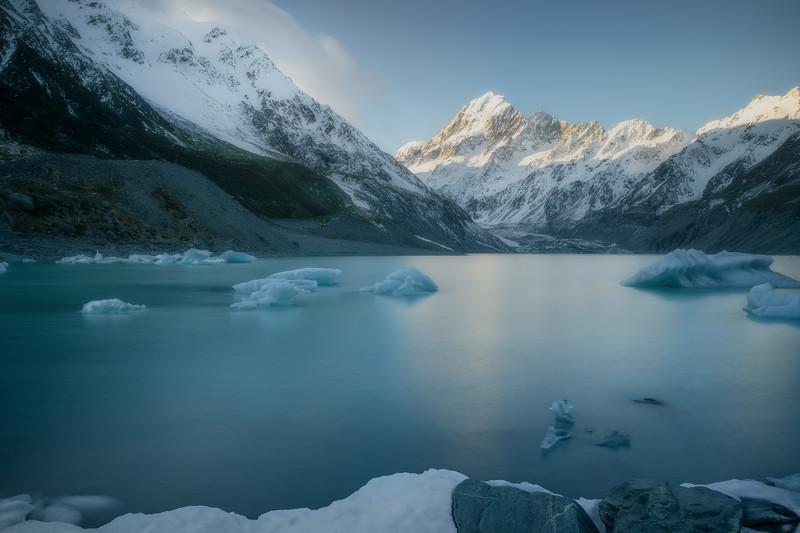 Aquafreeze || Hooker Lake