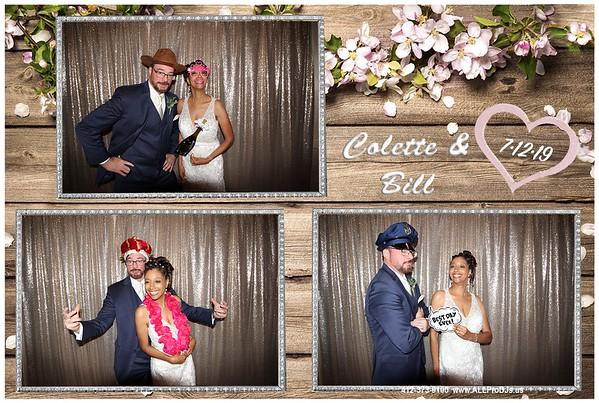 2019  07-12  Colette & Bill