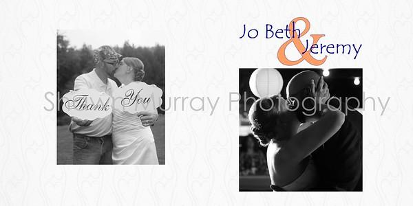 Jo Beth & Jeremy: Album Rough Draft