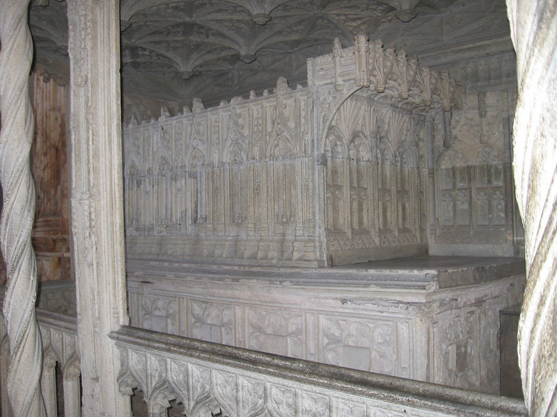 Tomb of the ninth Earl of Arundel, Fitzalan Chapel, Arundel