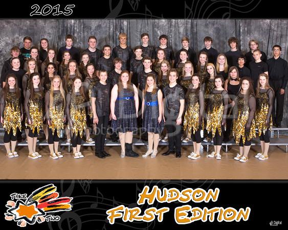 Hudson First Edition