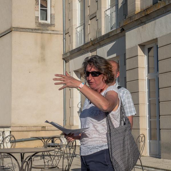 at Château Sainte Sabine