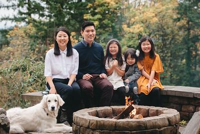 Helen Chang Family Fall 2016