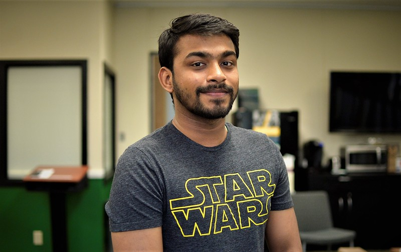 Vansh Patel-proud, I am a Son of Marshall, analytical