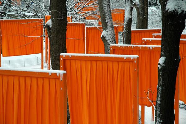 The Gates, Christo + Jeanne-Claude