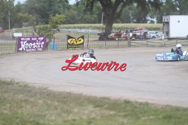 Go Kart Races 7-25-15