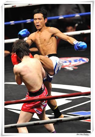 2009 I-1世界泰拳大滿貫