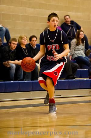 Basketball Soph SHS vs SalemH 2-10-2012