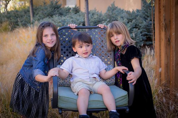 Carmen, Serafina & Salvatore