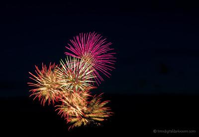 Fireworks - Round Rock, Texas 2009