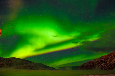 Canada Yukon Northern Lights-Light finalist shots