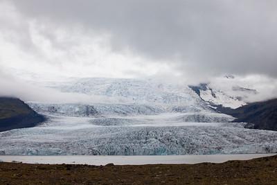 calendar glacier lake