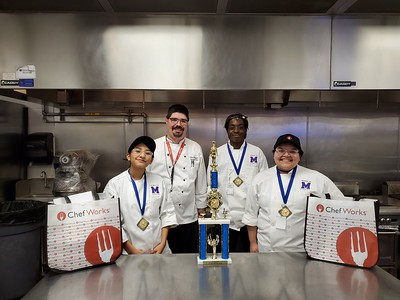 Memorial Culinary Arts Competitions