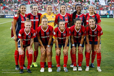 Washington Spirit v Houston Dash (20 July 2019)