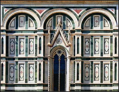 Florence - Duomo e Battistero Dettagli