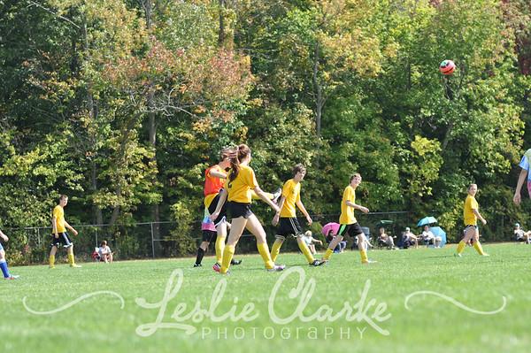 CDC HS Coed Soccer 9/28/13