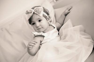 Eliana's Baptism Day