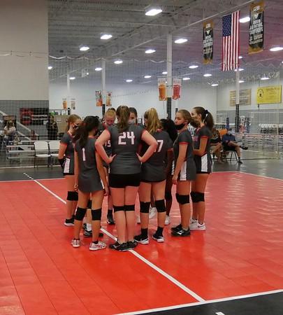 Volleyball v. Warren Central (9/21/2020)